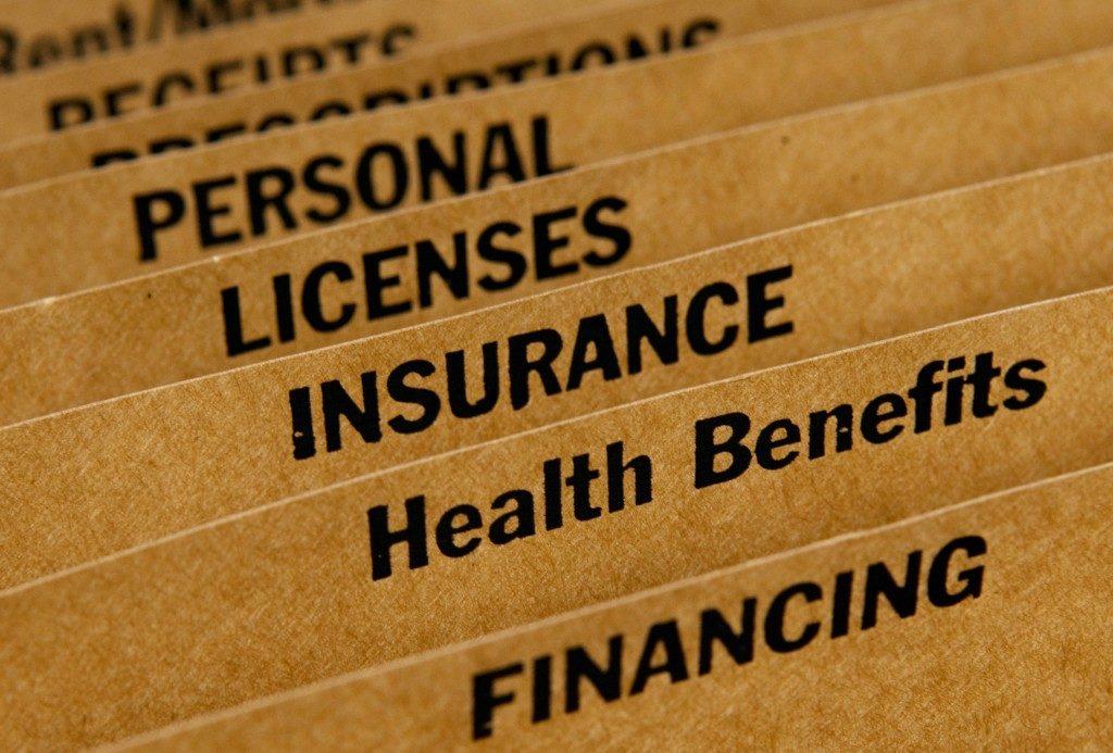 employee benefits labels