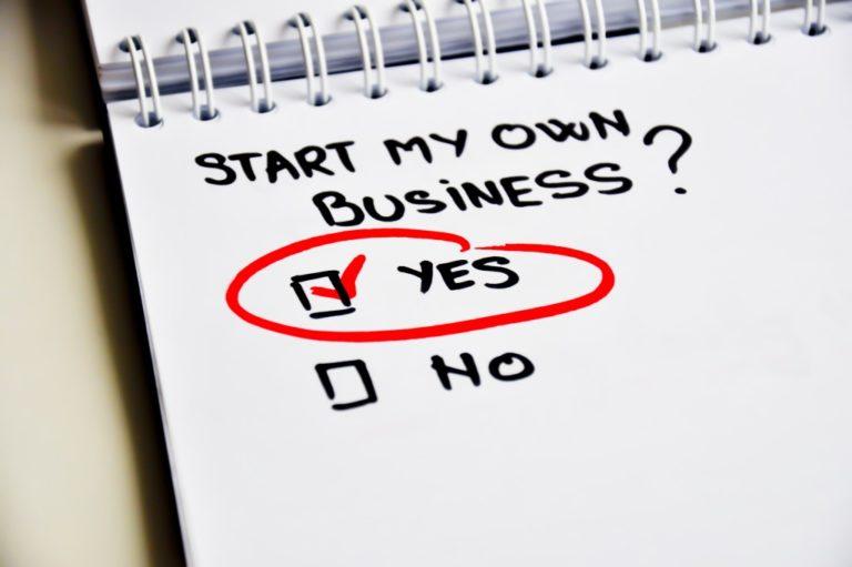 start business concept